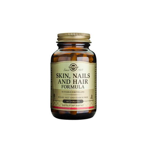 Skin, Nails and Hair Formula 60 tablete | Solgar