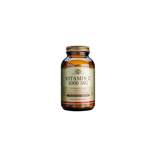 Vitamina C 1000mg, 100 capsule | Solgar