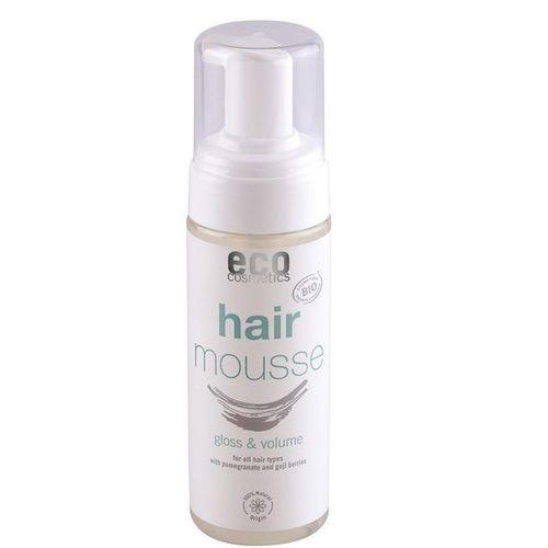 Spumă de Păr Bio cu Rodie și Goji, 150ml   Eco Cosmetics