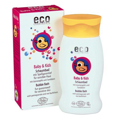 Spumant Bio Pentru Băiță cu Rodie și Cătină Albă, 200ml   Eco Cosmetics