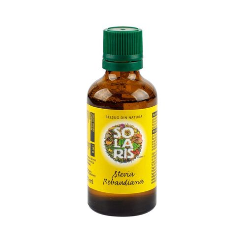 Stevia Rebaudiana, 50ml | Solaris