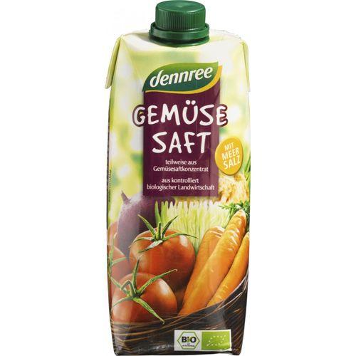 Suc de legume VEGAN 500ml   Dennree