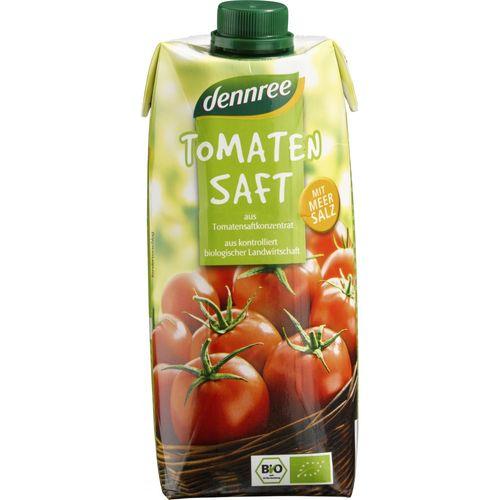 Suc de rosii VEGAN 500ml | Dennree