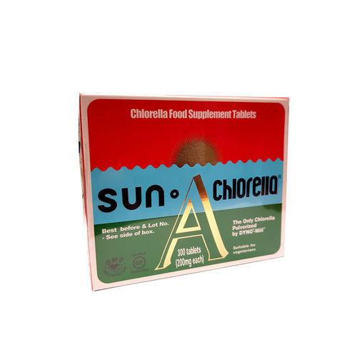Chlorella A tablete 200mg | Sun Chlorella