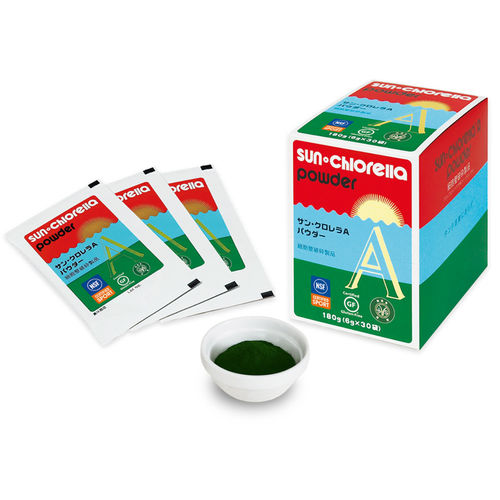 Chlorella A pudră | Sun Chlorella