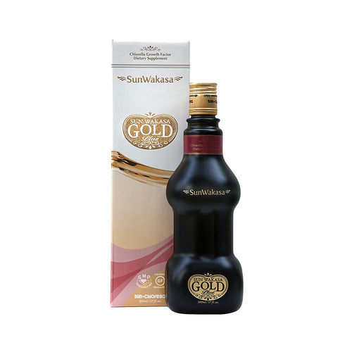 Sun Wakasa Gold Plus®, 500ml | Sun Chlorella