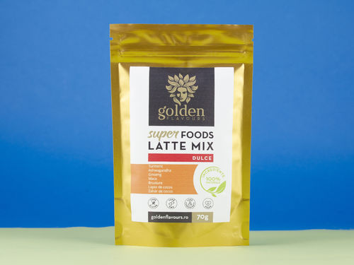 Superfoods Latte Mix Dulce | Golden Flavours