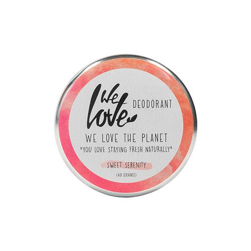 Deodorant Natural Cremă  - Sweet Serenity - Cutie Metalică, 48g   We Love The Planet