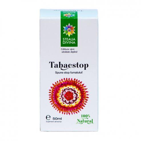 Tabacstop, 50ml | Steaua Divină