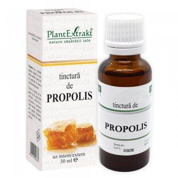 Tinctură de Propolis PLX TM, 30ml | Plantextrakt