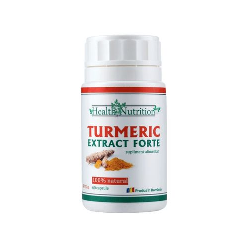 Turmeric Extract Forte, 100% natural | Health Nutrition