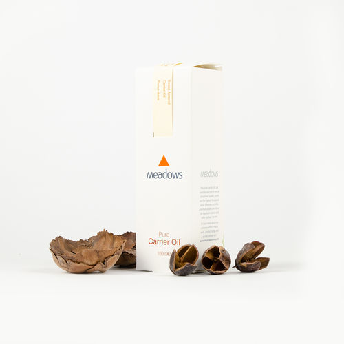 Ulei Bază Migdale Dulci Organic, 100ml | Meadows Aroma