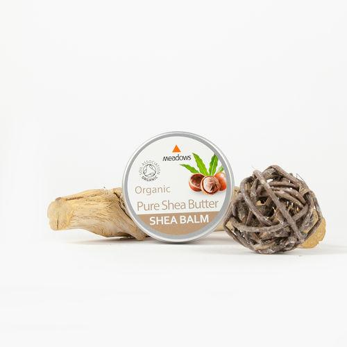 Unt de Shea Pur Organic, 50ml | Meadows Aroma