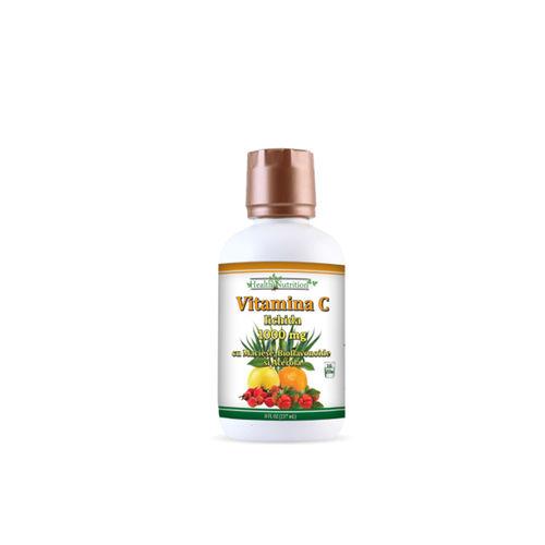 Vitamina C lichida 1000mg, 100% naturala, 240 ml | Health Nutrition