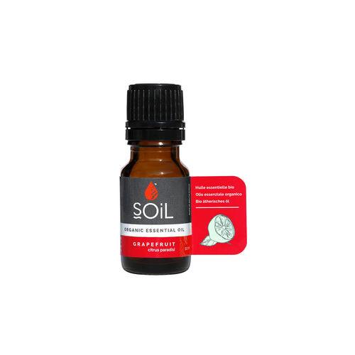 Ulei esenţial de Grapefruit Ecologic/Bio 10ml SOiL