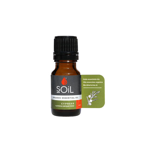 Ulei esenţial de Chiparos (Cypress) Ecologic/Bio 10ml SOiL
