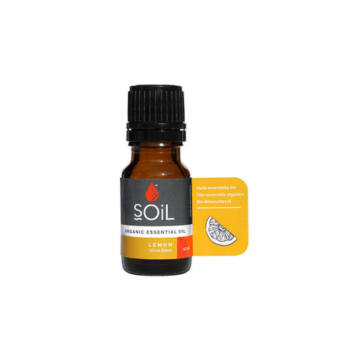 Ulei esențial de Lămâie (Lemon) Ecologic/Bio 10ml SOiL