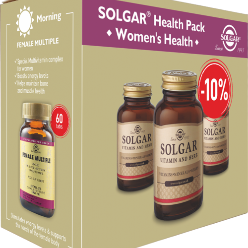 Solgar Health Pack Women's health