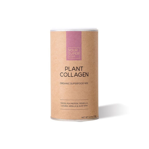 PLANT COLLAGEN Organic Superfood Mix, 120g | Your Super