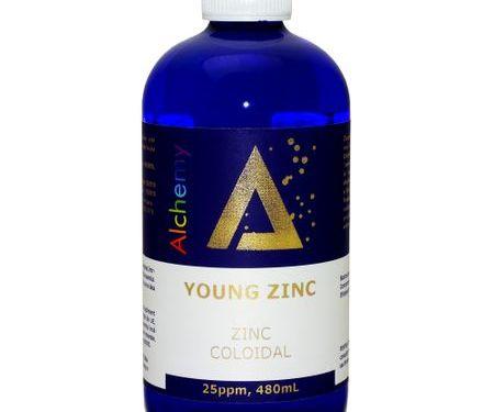 Zinc coloidal Young Zinc 25