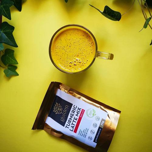 Pachet POWER PLUS Coffee Pixels Cascara 20 buc + Turmeric Latte Mix 210g imagine produs 2021 Coffee Pixels viataverdeviu.ro