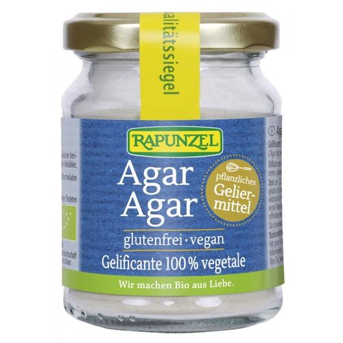 Agar Agar eco/bio, fără gluten, 60g