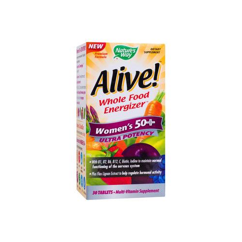 Alive! Femei 50+ Ultra, 30 tablete filmate