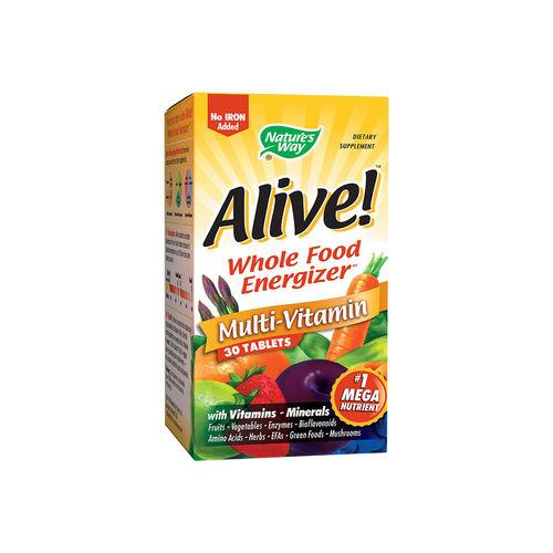 Alive! (fără fier adăugat), 30 tablete