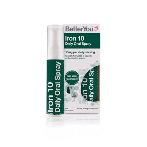 Iron 10 Oral Spray, 25ml