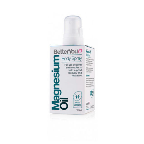 Magnesium Oil Body Spray, 100ml