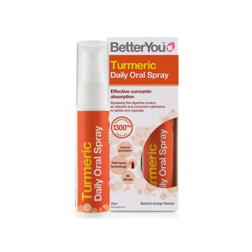 Turmeric Oral Spray, 25ml