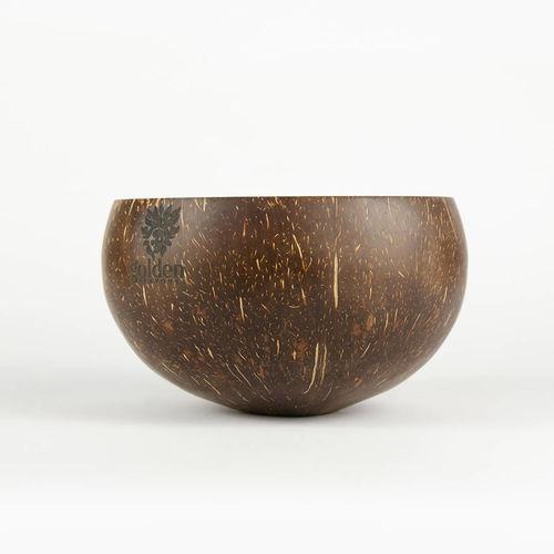 Bol din nucă de cocos ecologică Large