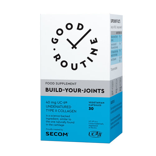 Build Your Joints Good Routine, 30 capsule vegetale