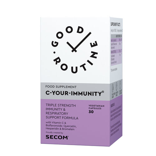 C-Your-Immunity Good Routine, 30 capsule vegetale