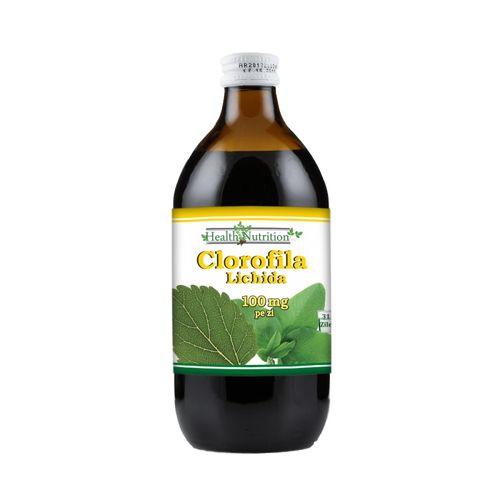 Clorofilă lichidă, 500ml