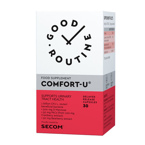 Comfort-U Good Routine, 30 capsule vegetale