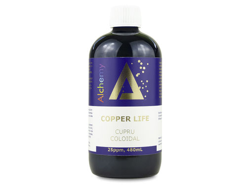 Cupru coloidal Copper Life 25ppm