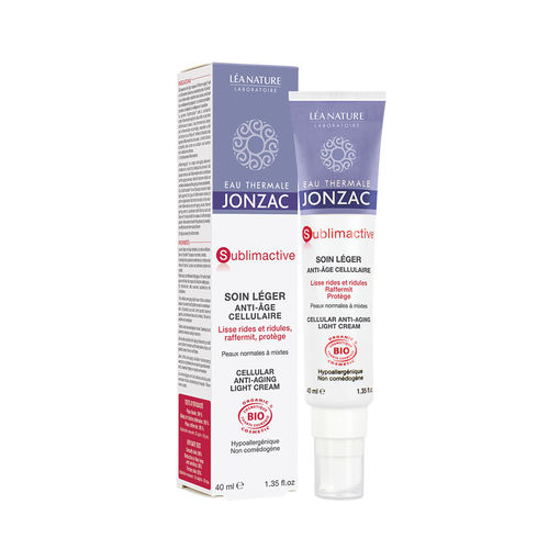 Sublimactive Cremă Antirid Ten Normal-Mixt, 40ml