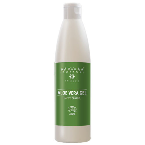 Gel de Aloe Vera Nativ Ecologic/Bio, 250ml | MAYAM