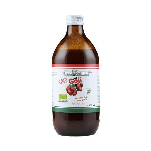 Suc de Goji 100% Pur, Bio, 500 ml