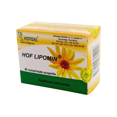 Hof Lipomin, 40 tablete
