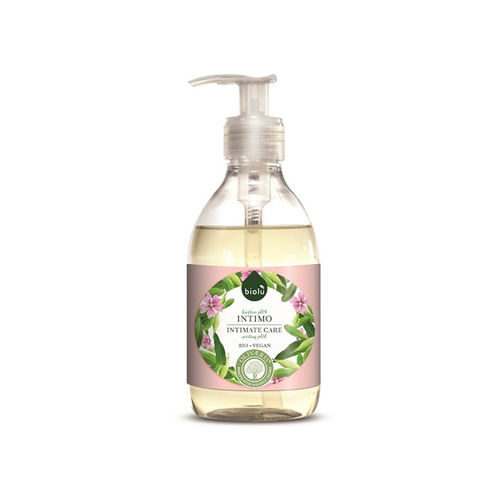 Gel ecologic pentru igienă intimă cu tea tree și eucalipt 300ml, PH 4.0