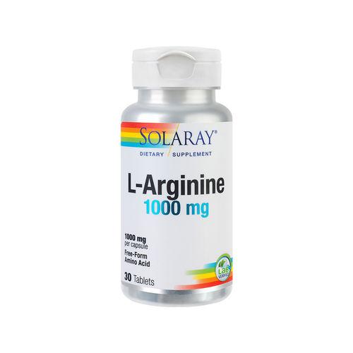 L-Arginine 1000mg RapidSolv, 30 tablete