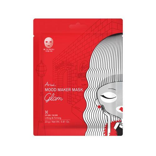 Mască Șervețel Mood Maker Mask Glam, Antirid și Fermitate, 23g