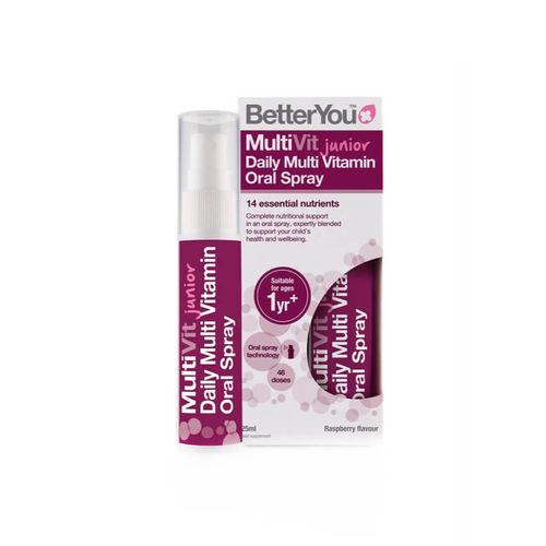 Multivit Junior Oral Spray, 25ml