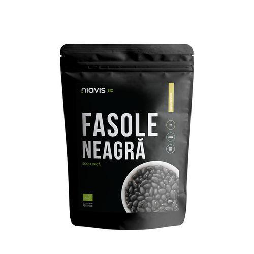 Fasole neagră Ecologică/Bio 500g
