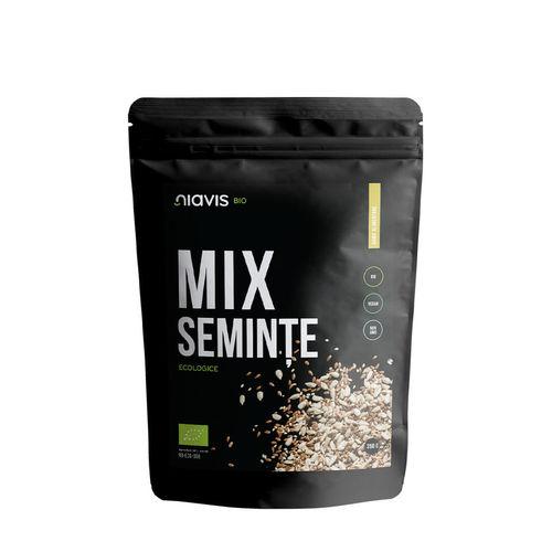 Mix Seminţe Ecologice/Bio 250g Niavis imagine produs 2021 Niavis viataverdeviu.ro