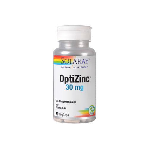OptiZinc 30mg, 60 capsule vegetale