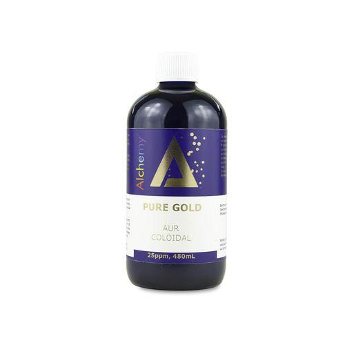 Aur coloidal PureGold 25ppm