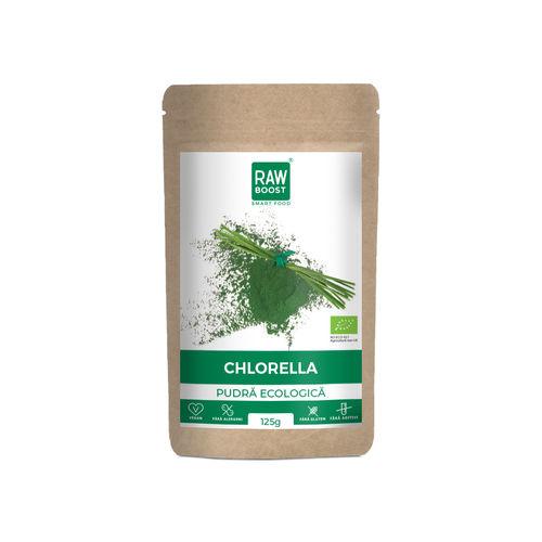 Chlorella Pudră Ecologică